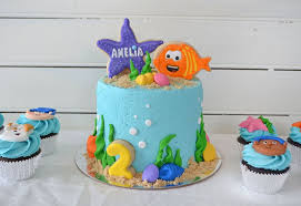 Bubble Guppies Cake Decorations by Bubble Guppies Cake Ralph U0026 Co Confections