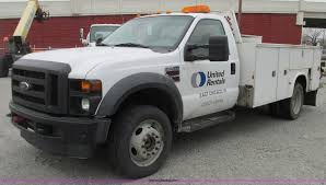 100 Truck Rentals Chicago 2008 Ford F550 Service Truck Item G9136 SOLD April 22 U