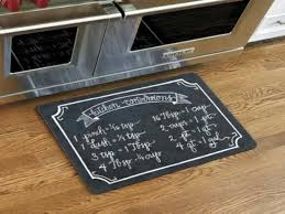Padded Kitchen Mats Home Design Ideas And Pictures With Regard To Gel For Floors Decor