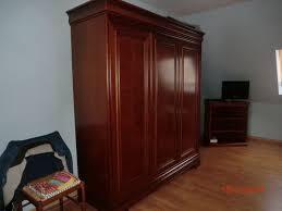 chambre louis philippe merisier massif achetez chambre à coucher quasi neuf annonce vente à lille 59