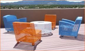 Painted Metal Outdoor Furniture