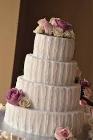 Rustic Wedding Cake Pink