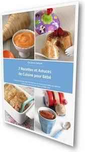 recette de cuisine pour bébé recettes pour bébé diversification alimentaire
