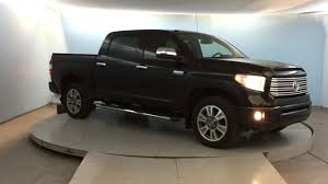 100 Toyota Tundra Trucks PreOwned 2016 2WD Truck Platinum Pickup For Sale