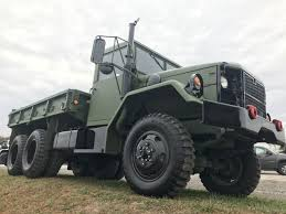100 6x6 Military Trucks For Sale 2 12 Ton M35A2C Hardtop Truck SOLD Midwest