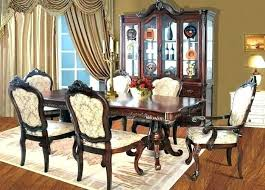 Fancy Dining Room Chairs Upscale Furniture Nice Sets Stunning