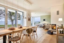 architektenhaus mehrblick modern im bauhausstil baufritz