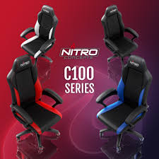 Nitro Concepts C100: New Gaming Cha… | OVERCLOCKERS UK 12 Best Gaming Chairs 2018 Office Chair For 2019 The Ultimate Guide And Reviews Zero Gravity Of Your Digs 10 Tablets High Ground Computer Video Game Buy Canada Ranked 20 Consoles Of All Time Hicsumption Ign By Dxracer Online Ovclockers Uk Cheap Gaming Chairs Merax Ergonomics Review In Youtube