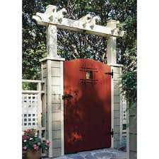 100 Building A Garden Gate From Wood Magazine Downloadable Working Project Plan To Build Grand