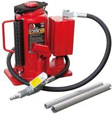 35 Ton Floor Jack Napa by Air Hydraulic Jack Ebay