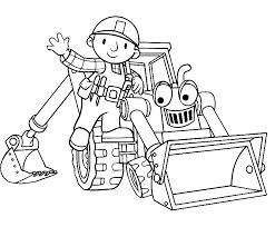 Brilliant Ideas Of Bob The Builder Coloring Pages To Print For Your Cover