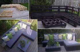 New Cheap Garden Furniture Sale How To Make Pallet Patio Diy Amp Crafts Handimania With For