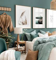 naturverbunden bilderwand naturposter poster mit sprüchen schlafzimmer deko