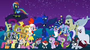 Trixie The Halloween Fairy Pictures by Halloween My Little Pony Twilight Sparkle Pinkie Pie Rarity