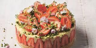 zum finale der erdbeer saison drei französische torten