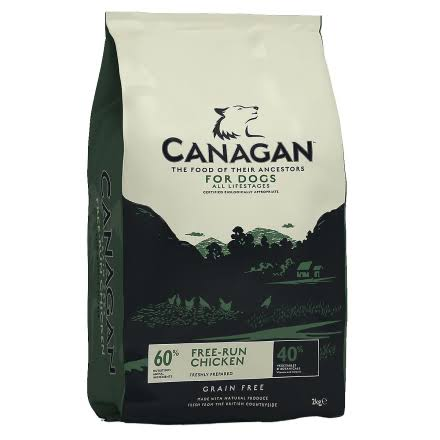 Canagan Free-Run Chicken Dog Food 2kg
