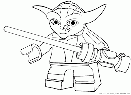 Yoda Coloring Pages 17 Pictures
