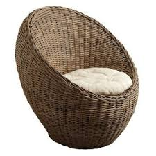siege en rotin fauteuil boule rotin achat vente fauteuil rotin tissu 100