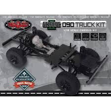 100 Rc 4wd Truck RC4WD Gelande II D90 Kit 110 Chassis Kit RC4ZK0060 Cars