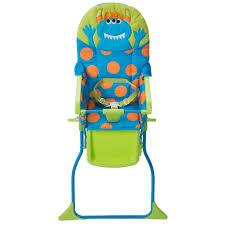 cosco monster syd walker high chair playard value set