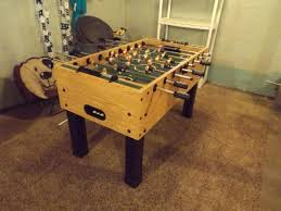foosball table by recreational prod a 1 lock auctions 11