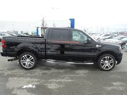 Pre-Owned 2007 Ford F-150 HARLEY DAVIDSON 4 Door Cab; Styleside ...