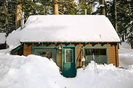 Winter Escape to Mammoth Lakes
