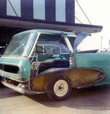 100 Mid Engine Truck FourLinks Midengine Mustang Watsons Spac Hemmings Daily