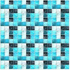 kitchen mosaikfliesen tapete selbstklebende mosaik wandaufkleber für badezimmer küchen toilette wasserdichte ölbeständige pvc fliesen tapeten