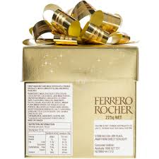 Ferrero Rocher Christmas Tree 150g by Ferrero Rocher Chocolate Gift Box 225g Woolworths