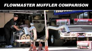 Flowmaster Muffler Comparison - YouTube Amazoncom Thermal Zero Mpk12 Ceramic Muffler Packing Material Kit Truck Pipes And Exhaust Systems Dpf Doc Hooker Headers Mufflers Parts Caridcom United Cporation Walker 21069 Heavy Duty Aluminized Steel Round North American Trailer Tractor Trailers Service Daldson M100465 Style 1 Pack Diesel Quality Scrubber Catalytic Reinhard Universal Semi Titanium Twin Blast Final
