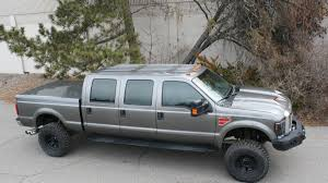 100 Six Door Ford Truck For 49700 This 2009 F350 Rolls A