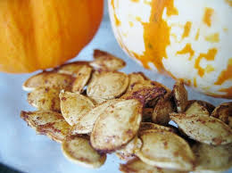 Roasted Shelled Pumpkin Seeds Recipe by How To Make Crispy Roasted Pumpkin Seeds