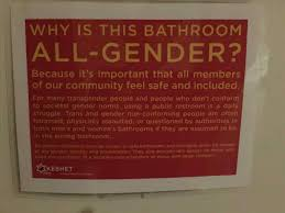 Gender Neutral Bathroom Colors by All Gender Bathroom Signs Wpxsinfo
