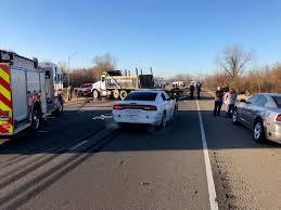 100 Logging Truck Accident Victims Identified In Deadly I540 Crash In Van Buren Fort Smith