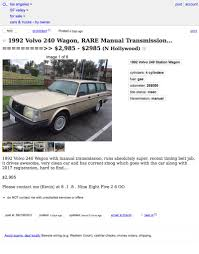 Best Craigslist West Los Angeles Cars Image Collection