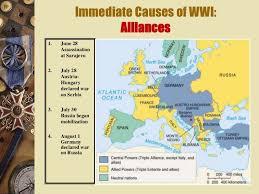 Where Did The Lusitania Sink Map by World War I