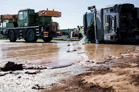 100 Truck Driving Jobs In New Orleans When S Spill Food On The Highway The Ternet Rejoices Eater