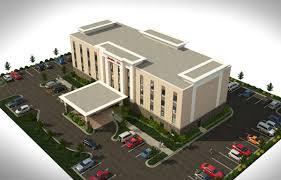 100 Architects Hampton Inn Commercial Residential