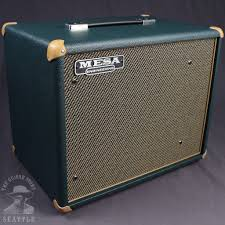 Mesa Boogie Cabinet Speakers by Mesa Boogie Compact 1x12 Thiele Front Ported Speaker Cabinet