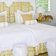faux bamboo bed design ideas