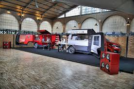 Peugeot Food Truck Concept Serves Up Style And French Cuisine ...