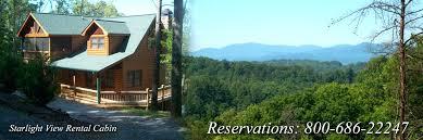 Cabin Rentals In Alabama Starlight View Rental Desoto State Park