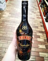 Starbucks Pumpkin Spice Frappuccino Bottle by Bailey U0027s Is Bringing Back Its Pumpkin Spice Liqueur