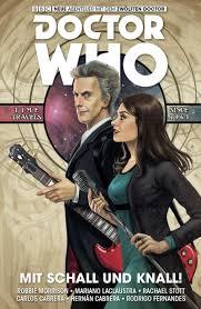 doctor who serie graphic novels und mehr medienjournal
