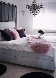 schlafzimmer grau flieder schlafzimmer einrichten rosa