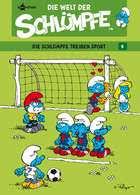 Die Welt Der Schlumpfe Bd 6 Treiben Sport Ebook By Peyo
