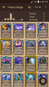 Hearthstone Deck Builder Tool by Tracker For Hearthstone Apk Latest Version Download Free Tools