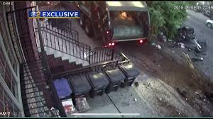 Exclusive: Garbage Truck Bulldozes Through Brooklyn Neighborhood ... Recycle Garbage Truck Simulator 2014 Promotional Art Mobygames Dump Video For Kids L Lots Of Trucks Youtube Outofcontrol In Brooklyn Cbs New York Camera Captures Bear On Top Of Trash Truck 6abccom Watch Garbage Eat An Entire Car Cnn Explodes In Hamilton Jersey Abc7nycom 2019 Western Star 4700sb Trash Walk Around At Dickie Toys Backing Up Vimeo