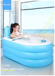 Inflatable Bath For Toddlers by Aliexpress Com Buy Portable Inflatable Dinosaurs Baby Bath Water